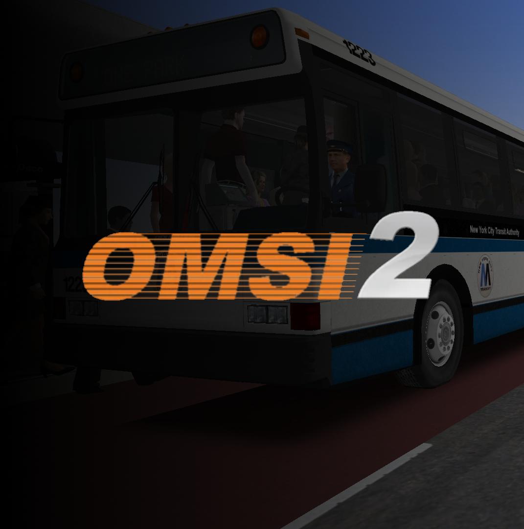 OMSI 2 Logo