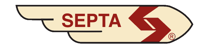 SEPTA PTC throwback logo, featured on route 15