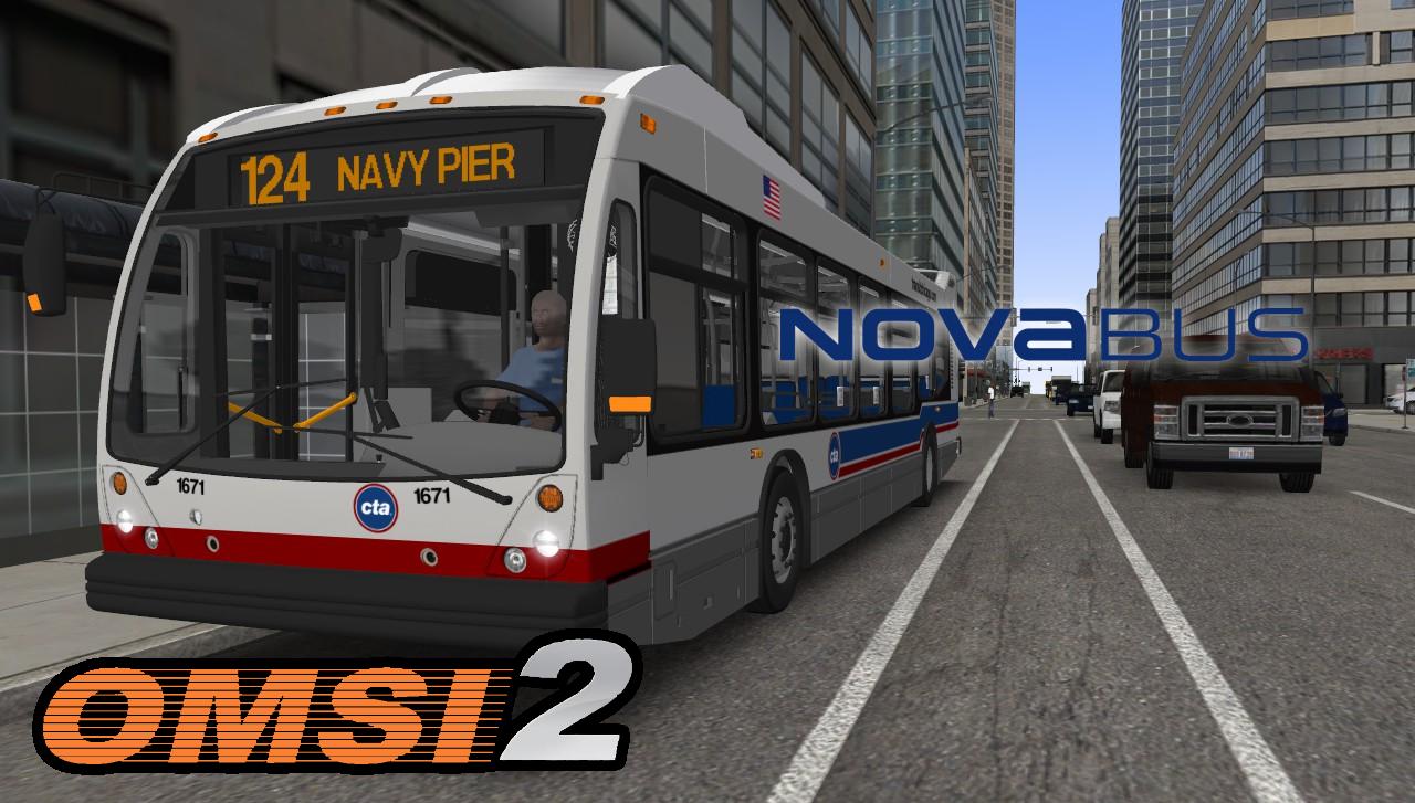 OMSI 2 NovaBus LFS